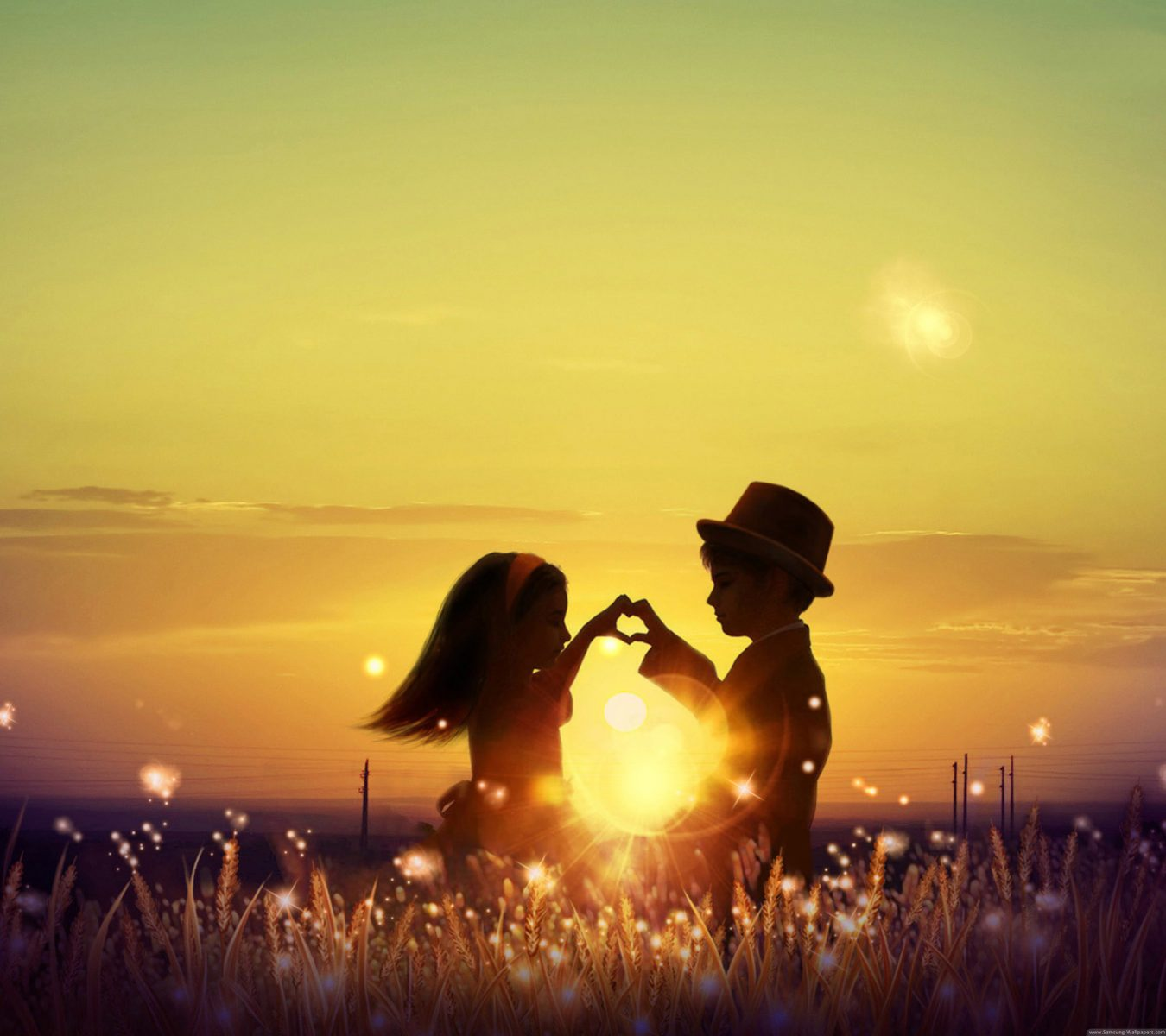 Bambini e amore
