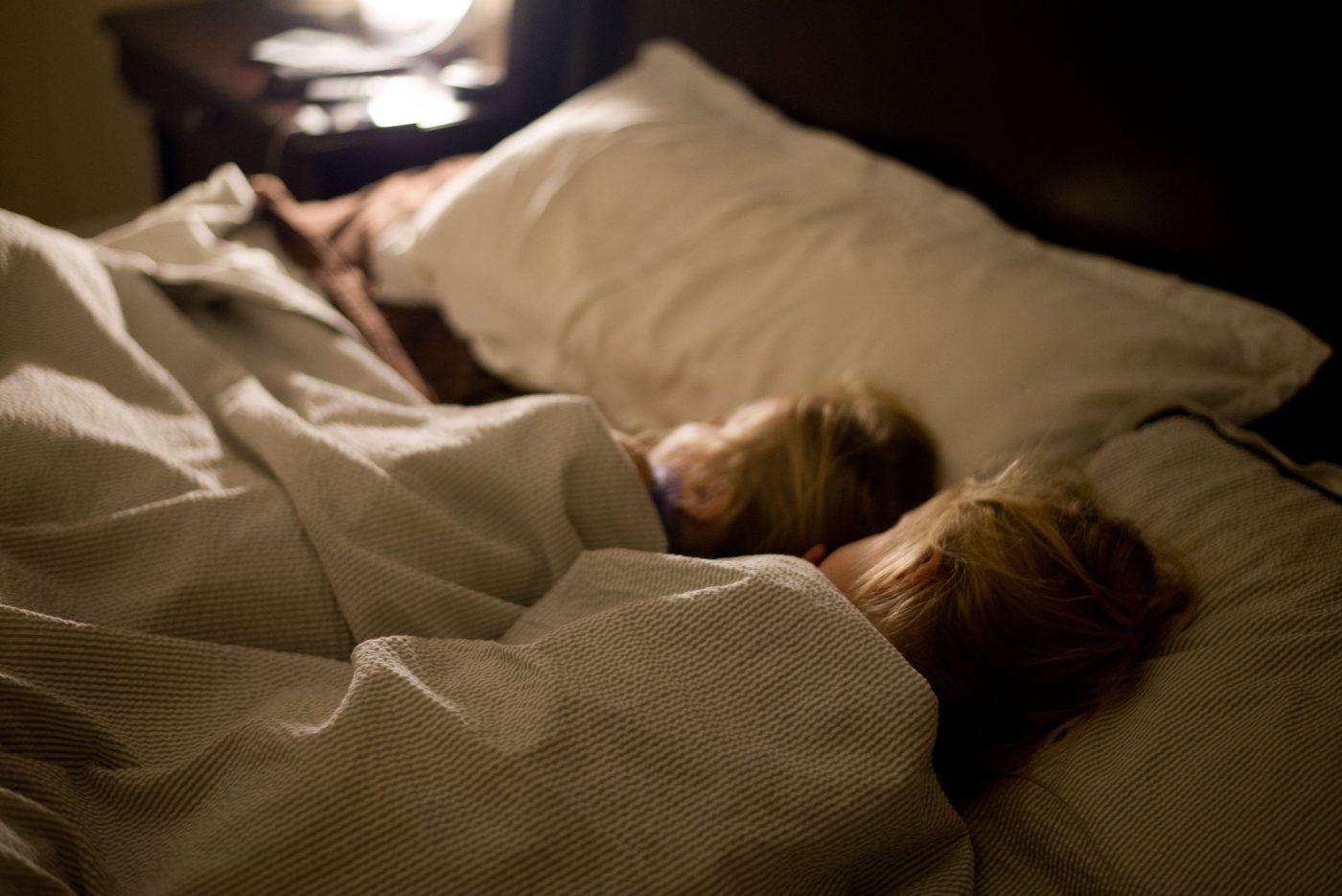 Il teatro Bianchini, far dormire i bambini