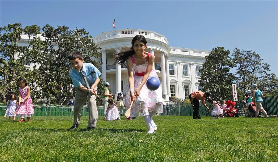 Vivere alla Casa Bianca