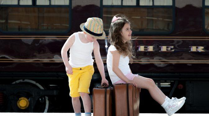 Figli in viaggio senza genitori