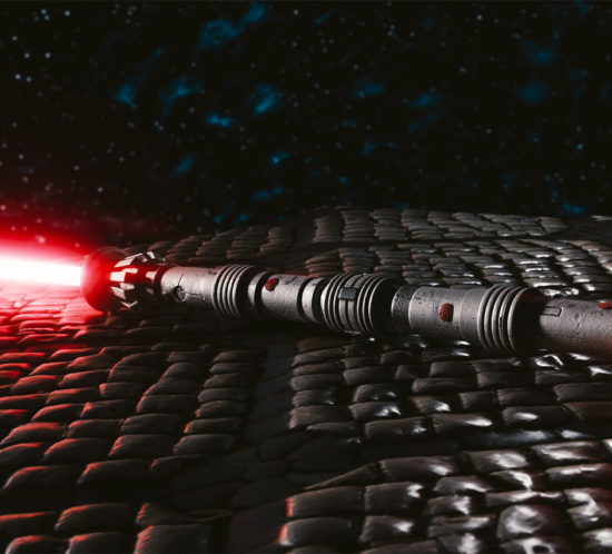 A lezione di spada laser. Un corso per usarla come i Jedi