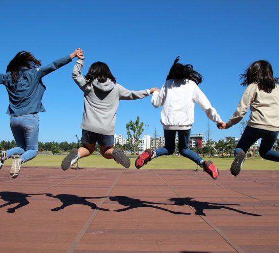 La felicità negli adolescenti