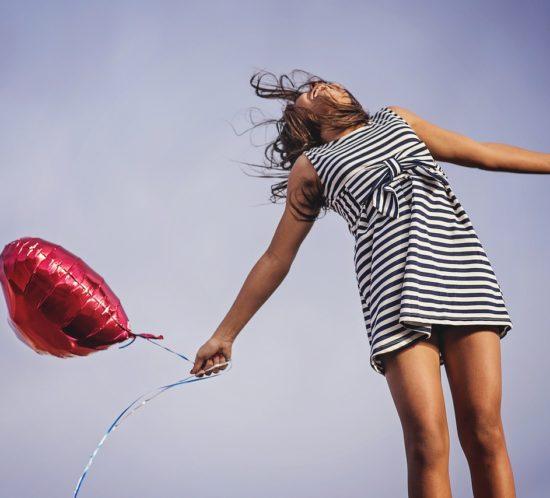 Esercizi per la felicità degli adolescenti