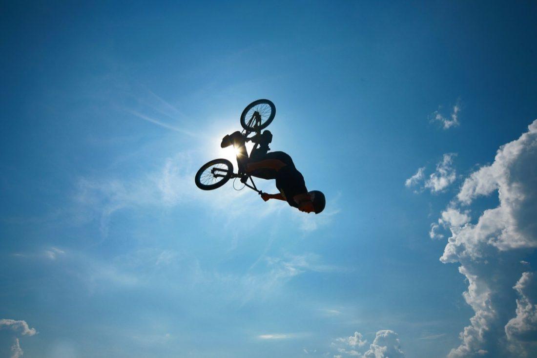 Adolescenti e sport: c'è chi ha la passione per il free style