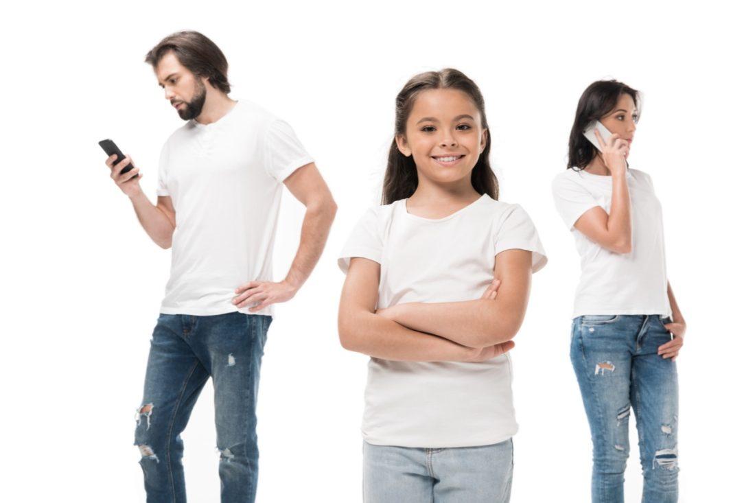 Genitori e cellulare, consigli per un uso equilibrato