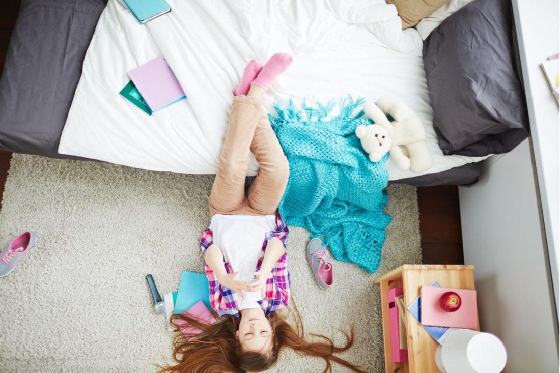 Non Riesco A Tenere In Ordine La Camera : Adolescenti chiusi in camera. come comportarsi vedodoppio