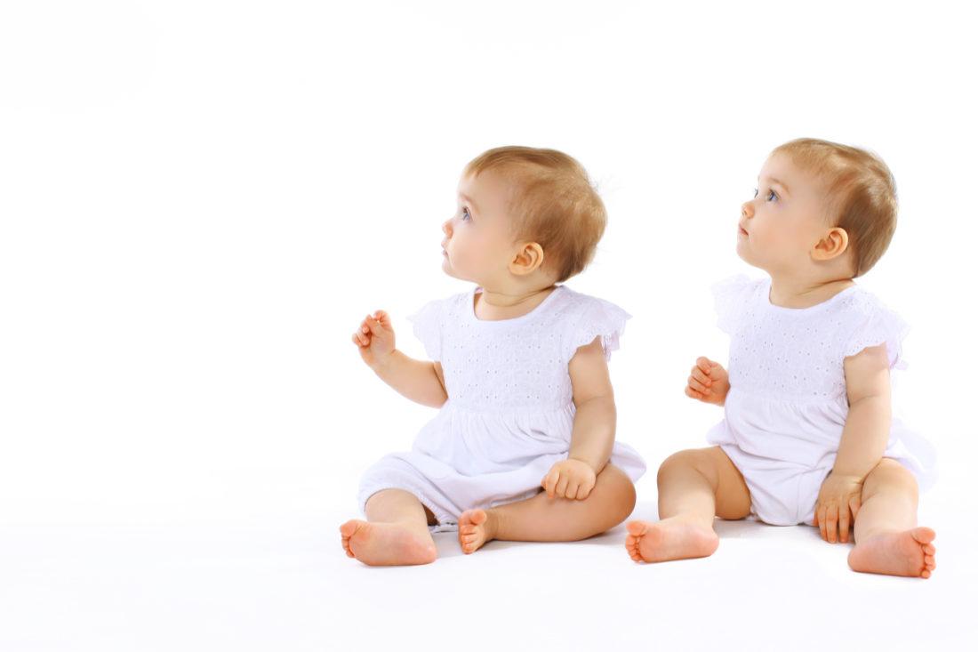 Avere due gemelle omozigote
