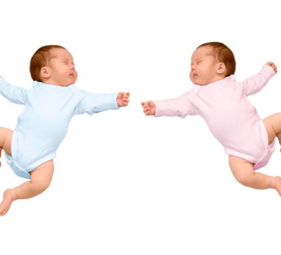 Gemelli dopo due figli