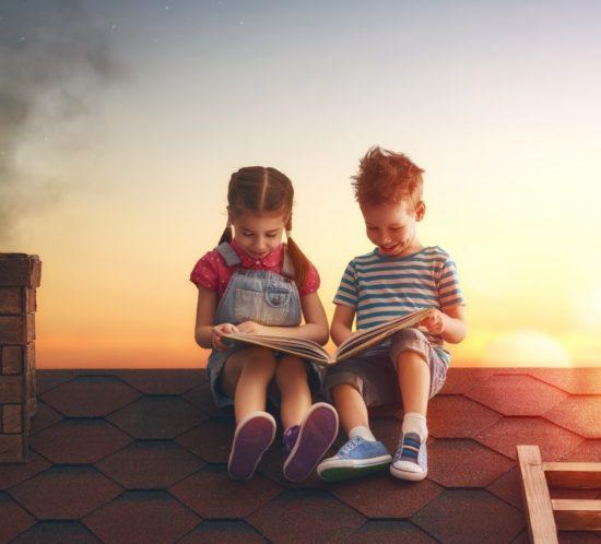 Libri che parlano di gemelli. Sei storie per chi nasce in coppia.