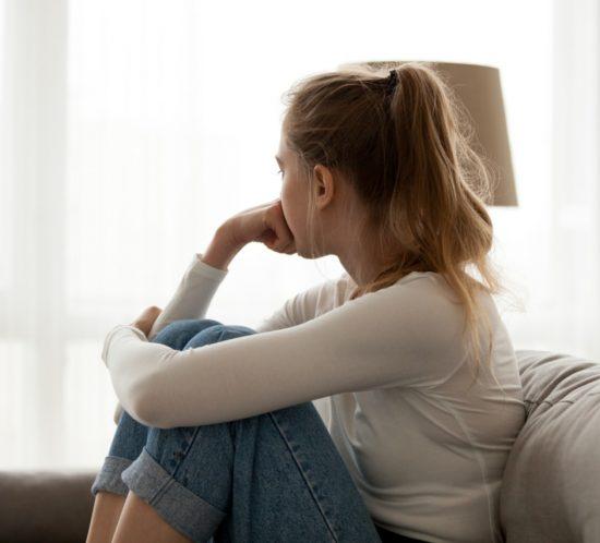 Sindrome della capanna e adolescenti.